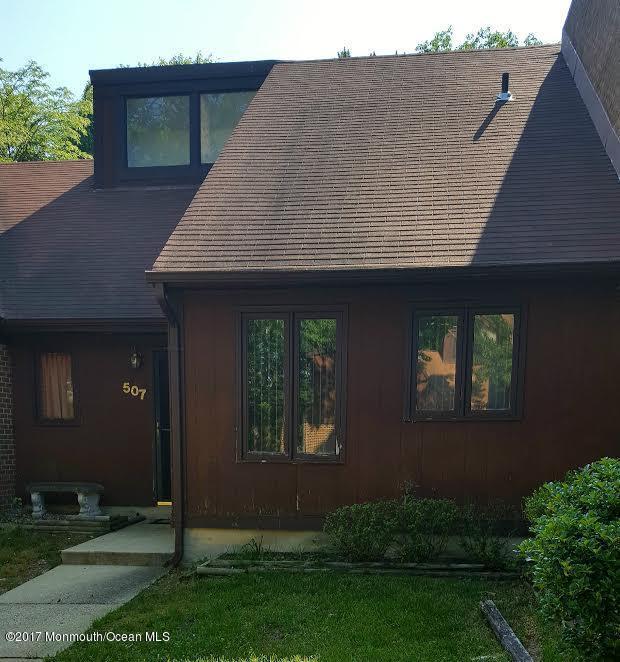 507 Bounty Court 7B, Toms River, NJ 08753 (MLS #21723776) :: The Dekanski Home Selling Team