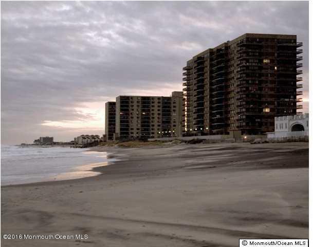 55 Ocean Avenue 3K, Monmouth Beach, NJ 07750 (MLS #21723963) :: The Dekanski Home Selling Team