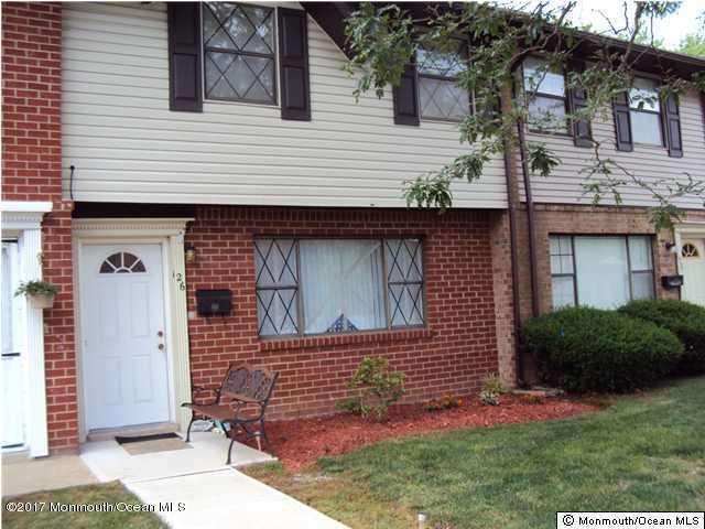 126 Miranda Court, Brick, NJ 08724 (MLS #21724115) :: The Dekanski Home Selling Team