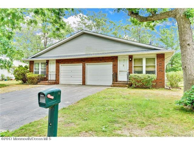 3 Walnut Road #4, Stafford, NJ 08050 (MLS #21724299) :: The Dekanski Home Selling Team
