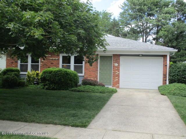 44 Meadowbrook Road, Brick, NJ 08723 (MLS #21724362) :: The Dekanski Home Selling Team
