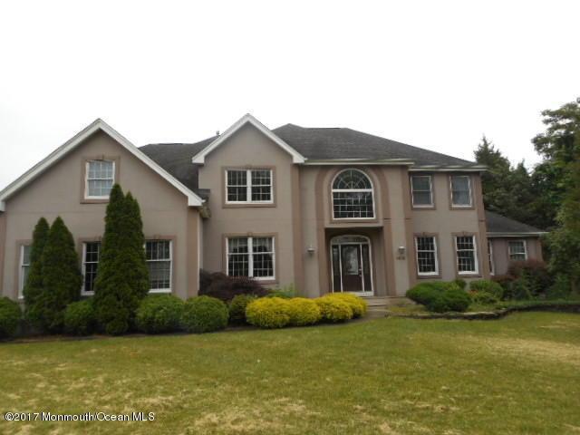 1410 Vincenzo Drive, Toms River, NJ 08753 (MLS #21724394) :: The Dekanski Home Selling Team