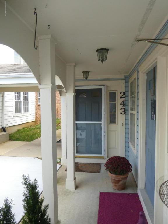 243 Tulip Lane, Freehold, NJ 07728 (MLS #21724458) :: The Dekanski Home Selling Team