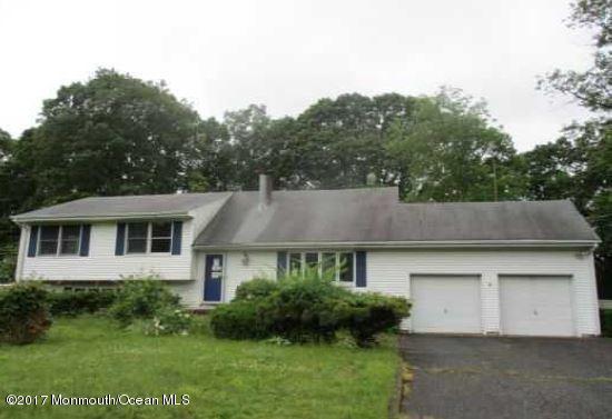 184 Riveredge Road, Tinton Falls, NJ 07724 (MLS #21724790) :: The Dekanski Home Selling Team