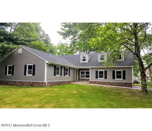 18 Woodsend Drive, Matawan, NJ 07747 (MLS #21724825) :: The MEEHAN Group of RE/MAX New Beginnings Realty