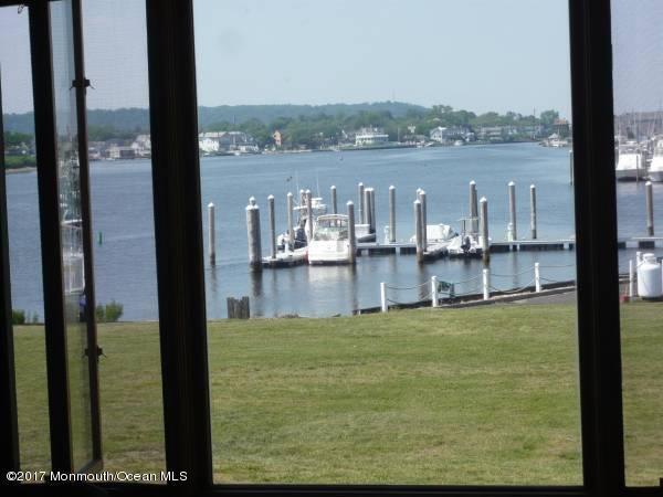 1382 Ocean Avenue C16, Sea Bright, NJ 07760 (MLS #21724853) :: The Dekanski Home Selling Team