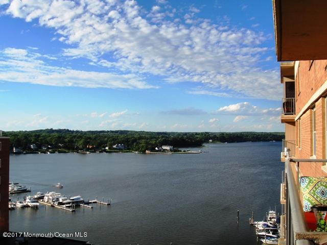 28 Riverside Avenue 11J, Red Bank, NJ 07701 (MLS #21724989) :: The Dekanski Home Selling Team