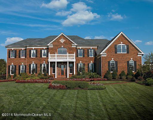 17 Exeter Way, Holmdel, NJ 07733 (MLS #21725255) :: The Dekanski Home Selling Team