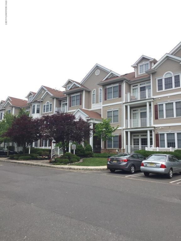 7 Centre Street #2207, Ocean Twp, NJ 07712 (MLS #21727184) :: The Dekanski Home Selling Team