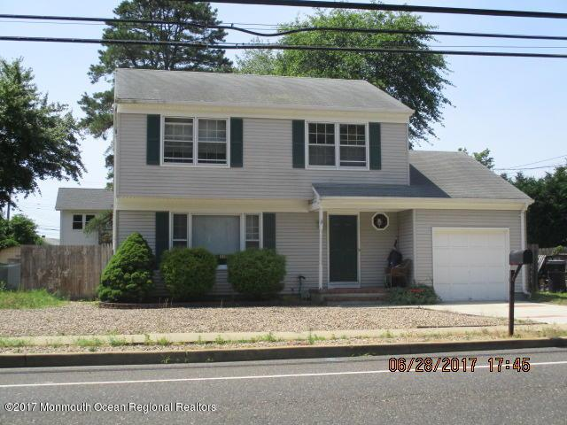 1319 Bay Avenue, Toms River, NJ 08753 (MLS #21728074) :: The Dekanski Home Selling Team