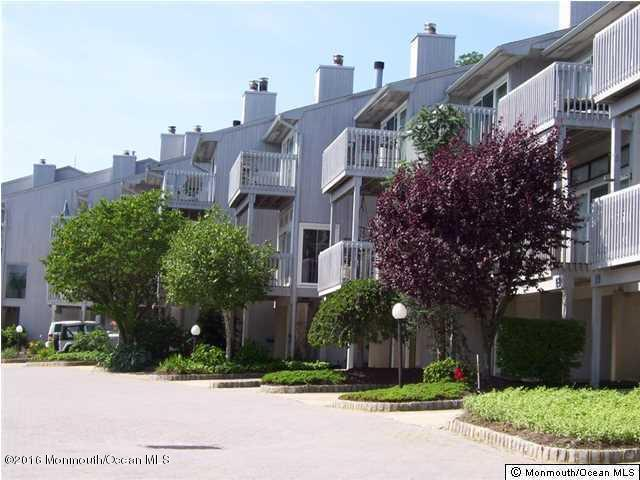 1 E Portland Road #23, Highlands, NJ 07732 (MLS #21728193) :: The Dekanski Home Selling Team