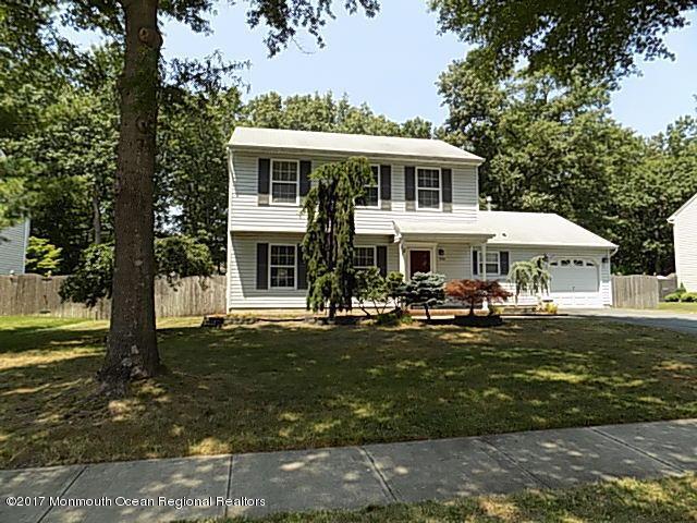 390 Grande River Boulevard, Toms River, NJ 08755 (MLS #21728696) :: The Dekanski Home Selling Team