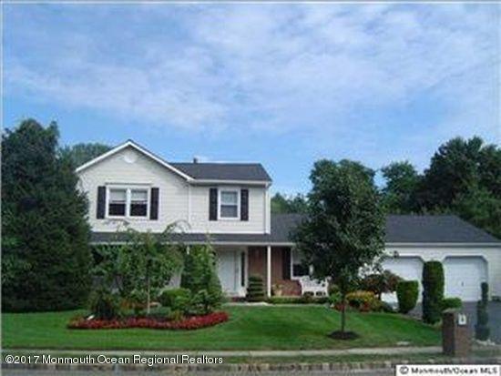 9 Colts Run, Marlboro, NJ 07746 (MLS #21731144) :: The Dekanski Home Selling Team
