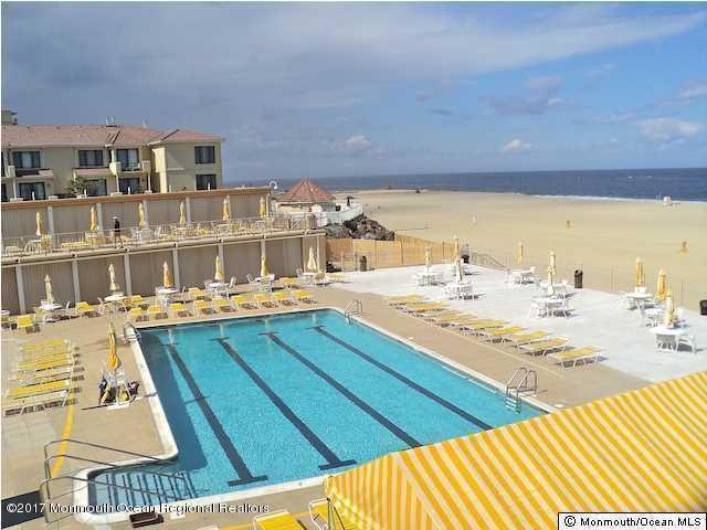 717 Ocean Avenue Ph08, Long Branch, NJ 07740 (MLS #21731145) :: The Dekanski Home Selling Team