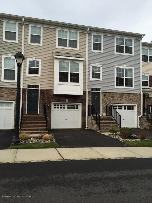 226 Yale Boulevard, Shrewsbury Boro, NJ 07702 (MLS #21731457) :: The Dekanski Home Selling Team