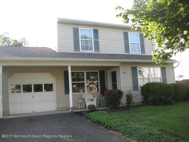 941 Quincy Drive, Brick, NJ 08724 (MLS #21732073) :: The Dekanski Home Selling Team