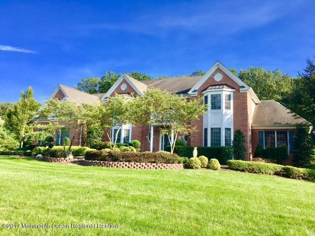 4 Blueberry Hill, Marlboro, NJ 07746 (MLS #21732232) :: The Dekanski Home Selling Team