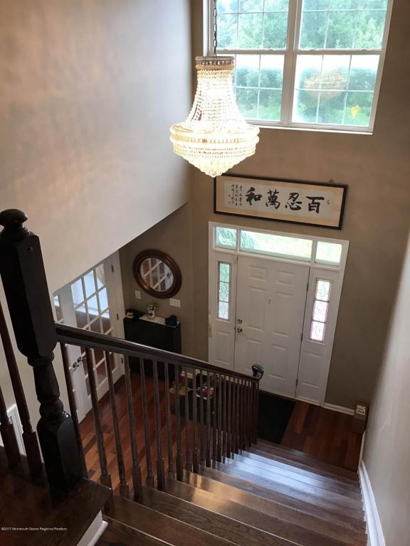 59 Petra Drive, Morganville, NJ 07751 (MLS #21732531) :: The Dekanski Home Selling Team
