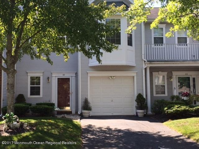 32 Picket Place #1000, Howell, NJ 07731 (MLS #21732973) :: The Dekanski Home Selling Team
