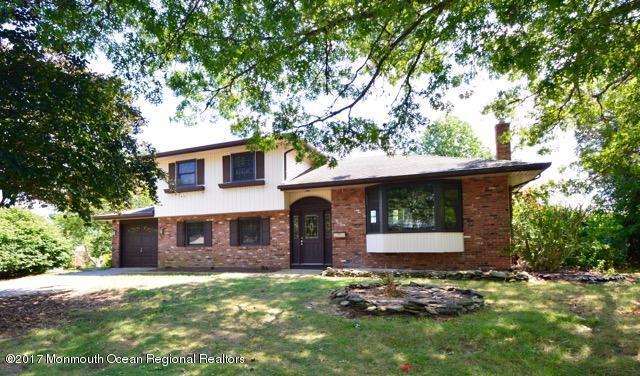 3 Lexington Road, Howell, NJ 07731 (MLS #21733544) :: The Dekanski Home Selling Team