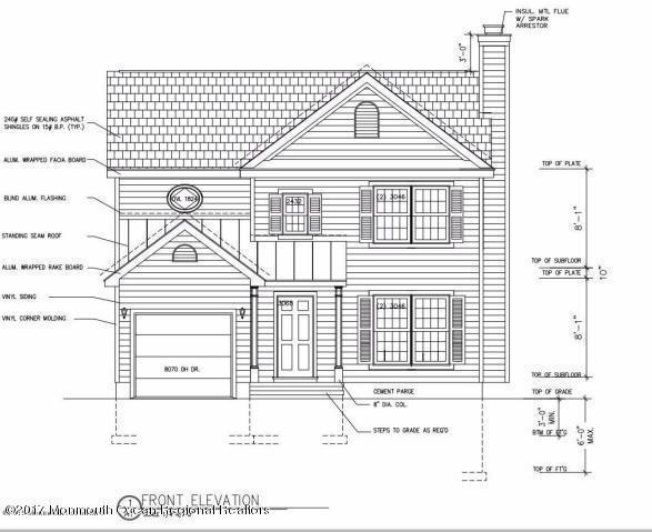 00a Veterans Boulevard, Bayville, NJ 08721 (MLS #21734870) :: The Dekanski Home Selling Team