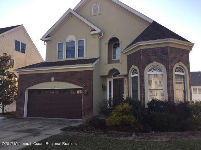 18 Rockspray Court, Howell, NJ 07731 (MLS #21736238) :: The Dekanski Home Selling Team