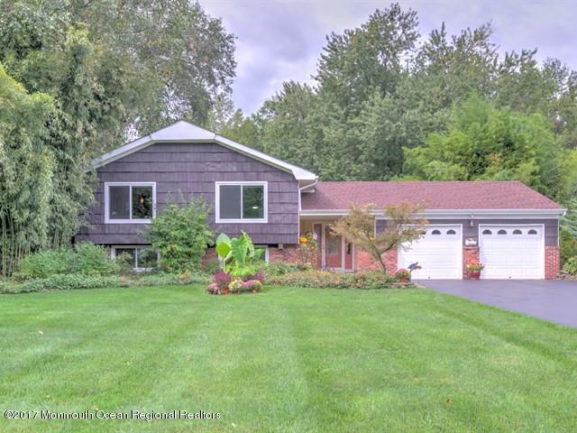 15 Blenheim Road, Manalapan, NJ 07726 (MLS #21737241) :: The Dekanski Home Selling Team