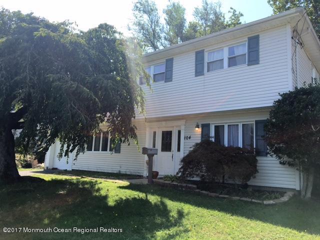 104 Cresci Boulevard, Hazlet, NJ 07730 (#21737795) :: Daunno Realty Services, LLC