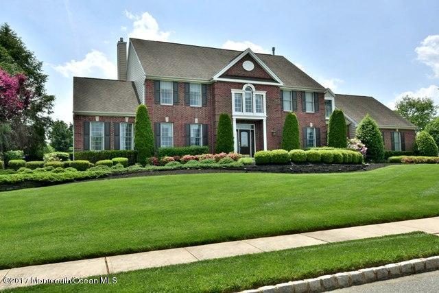 3 Coleridge Drive, Marlboro, NJ 07746 (MLS #21738077) :: The Dekanski Home Selling Team