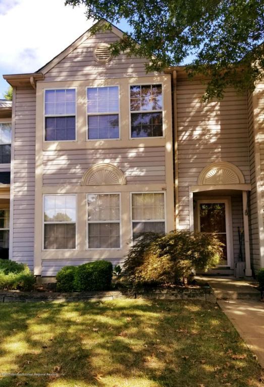 20 Remington Drive #03, Freehold, NJ 07728 (MLS #21738868) :: The Dekanski Home Selling Team