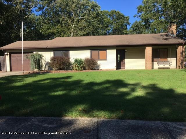 516 Brewers Bridge Road, Jackson, NJ 08527 (MLS #21738897) :: The Dekanski Home Selling Team