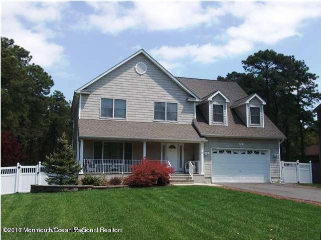 505 Western Boulevard, Bayville, NJ 08721 (MLS #21739062) :: The Dekanski Home Selling Team