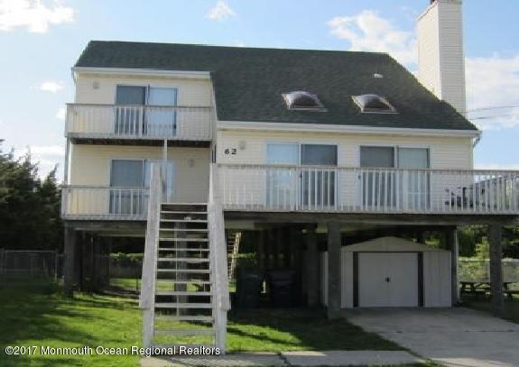 62 Ocean Boulevard, Little Egg Harbor, NJ 08087 (MLS #21739075) :: The Dekanski Home Selling Team