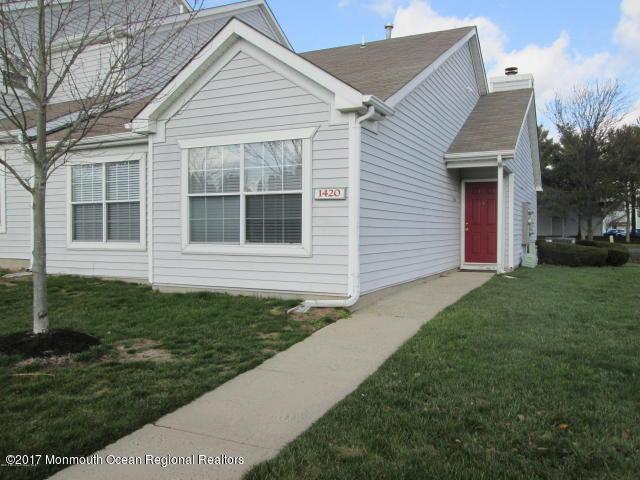 1420 Waters Edge Drive, Toms River, NJ 08753 (MLS #21739170) :: The Dekanski Home Selling Team