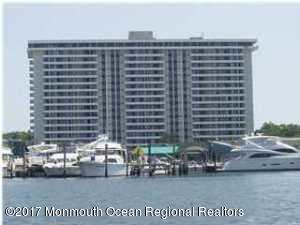 1 Channel Drive #1705, Monmouth Beach, NJ 07750 (MLS #21739364) :: The Dekanski Home Selling Team