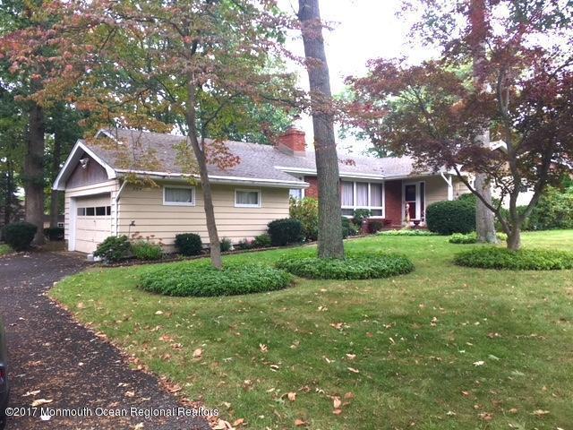 864 Ocean View Drive, Toms River, NJ 08753 (MLS #21739635) :: The Dekanski Home Selling Team