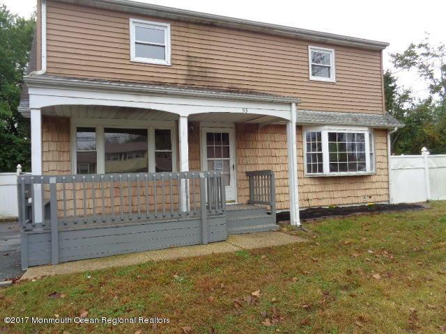 53 Rhode Island Drive, Jackson, NJ 08527 (MLS #21739749) :: The Dekanski Home Selling Team