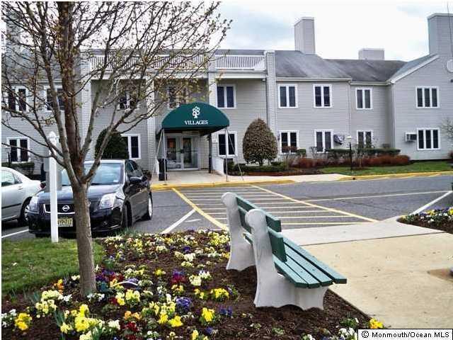 155 Rue De St Germaine C, Freehold, NJ 07728 (MLS #21740388) :: The Dekanski Home Selling Team