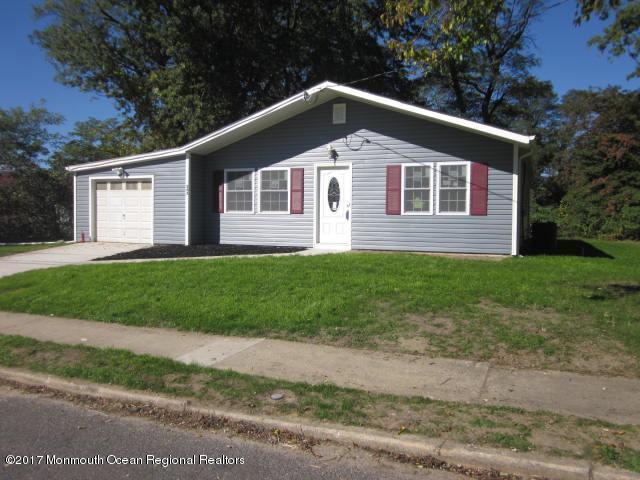 203 W End Avenue, Neptune Township, NJ 07753 (MLS #21740459) :: The Dekanski Home Selling Team