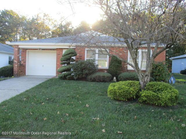 117 Meadowbrook Road, Brick, NJ 08723 (MLS #21741394) :: The Dekanski Home Selling Team