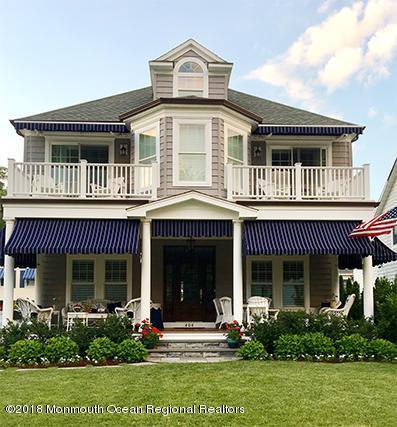 408 Morris Avenue, Spring Lake, NJ 07762 (MLS #21801029) :: The Force Group, Keller Williams Realty East Monmouth