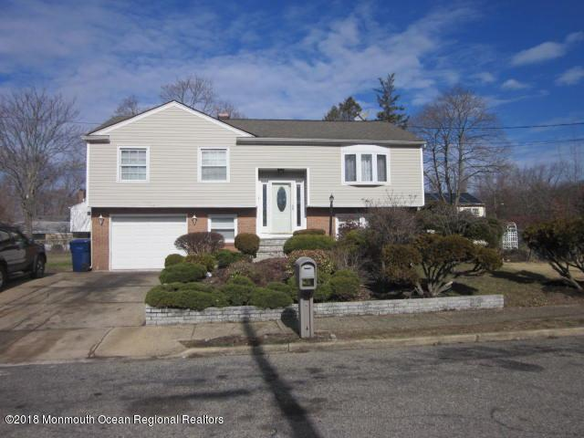 9 Denbo Drive, Neptune Township, NJ 07753 (MLS #21806203) :: The Dekanski Home Selling Team