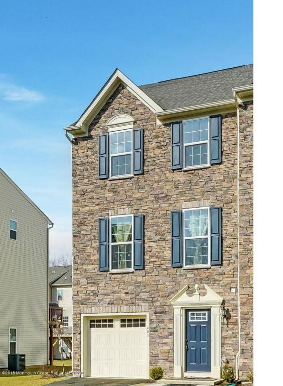 401 Susquehanna Street #1201, Toms River, NJ 08755 (MLS #21806565) :: The Dekanski Home Selling Team