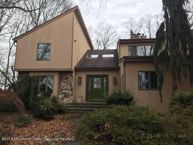 16 Cottonwood Lane E, Holmdel, NJ 07733 (MLS #21810224) :: The Force Group, Keller Williams Realty East Monmouth
