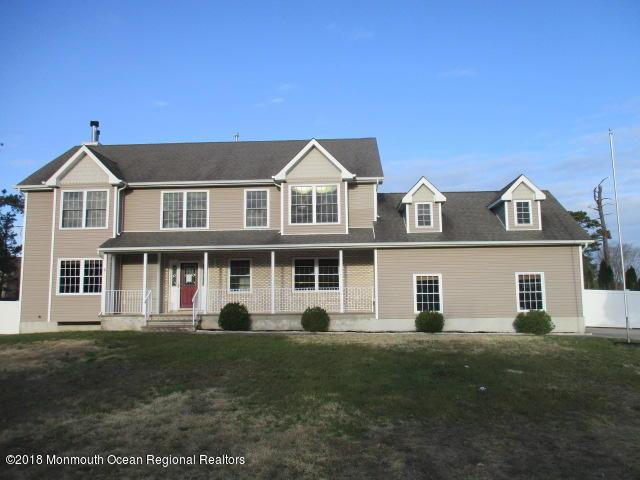 136 Mt Vernon Road, Bayville, NJ 08721 (MLS #21814828) :: RE/MAX Imperial