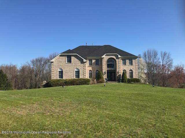 2 Yeger Drive, Allentown, NJ 08501 (#21815237) :: Daunno Realty Services, LLC