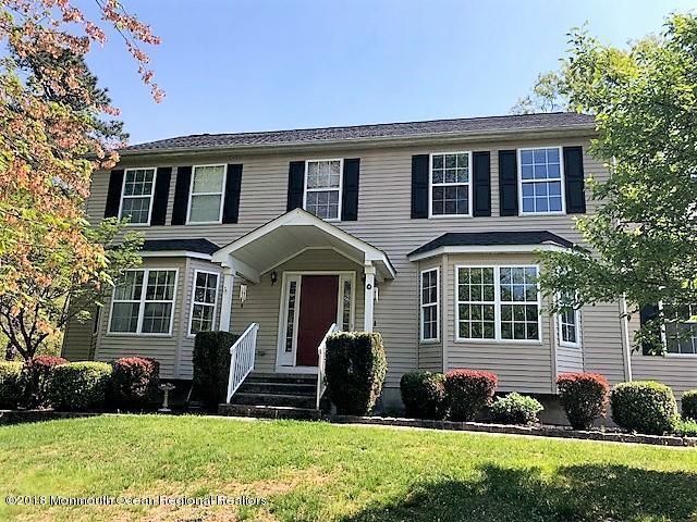 20 Arrowhead Circle, Jackson, NJ 08527 (MLS #21819492) :: The Dekanski Home Selling Team