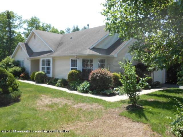 2422 Woodbine Lane, Toms River, NJ 08755 (MLS #21820661) :: The Force Group, Keller Williams Realty East Monmouth