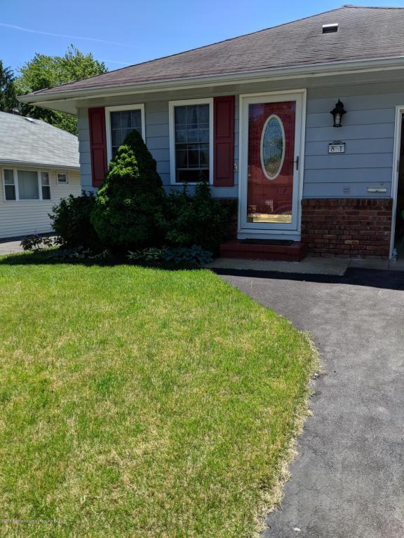 81 Mount Fairweather Lane, Toms River, NJ 08753 (MLS #21821355) :: The Dekanski Home Selling Team