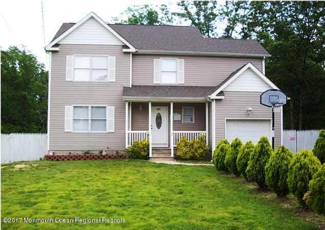 262 Serpentine Drive, Bayville, NJ 08721 (MLS #21821795) :: The Dekanski Home Selling Team